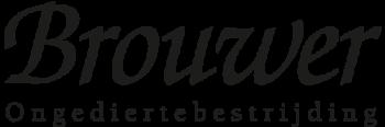Brouwer Ongediertebestrijding Logo